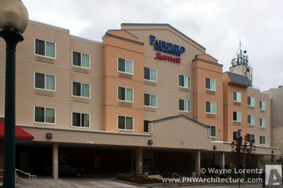Fairfield Inn and Suites Seattle Bremerton in Bremerton, Washington