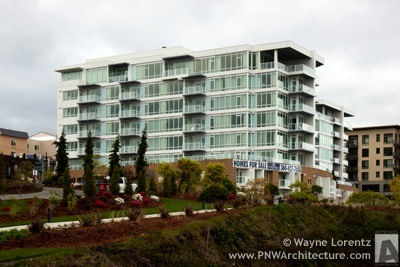 Harborside Condominiums in Bremerton, Washington