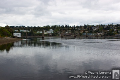 Manette Bridge in Bremerton, Washington
