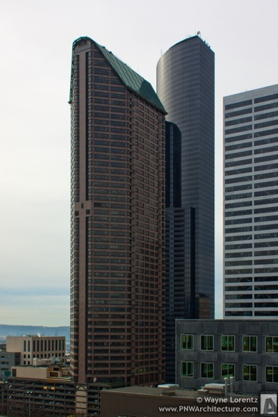 Seattle Municipal Tower in Seattle, Washington