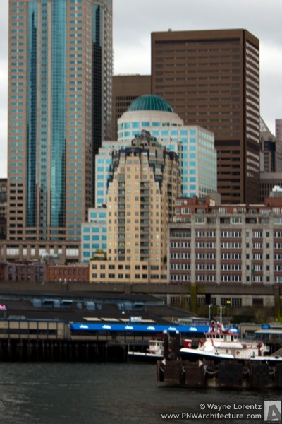 Watermark Tower in Seattle, Washington