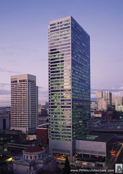 800 Fifth Avenue in Seattle, Washington