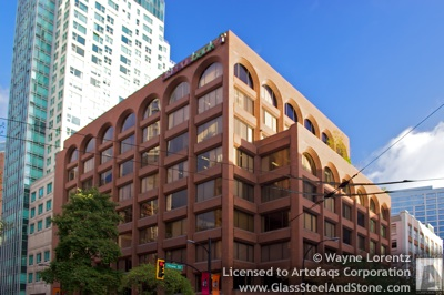 815 West Hastings in Vancouver, British Columbia
