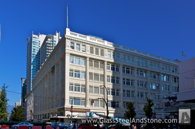 Photo of The Bay Downtown Vancouver Store