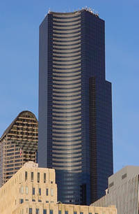 Columbia Center in Seattle, Washington