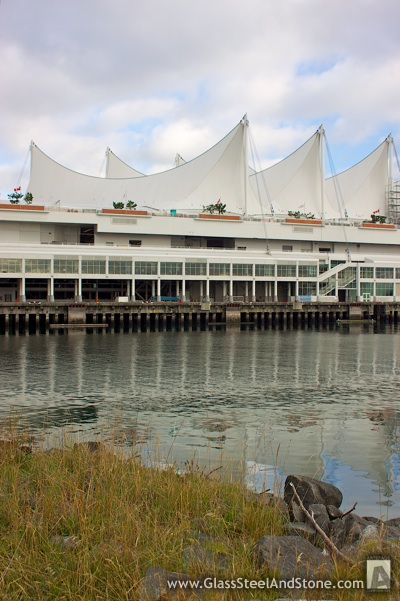 Photo of Canada Place in Vancouver, British Columbia