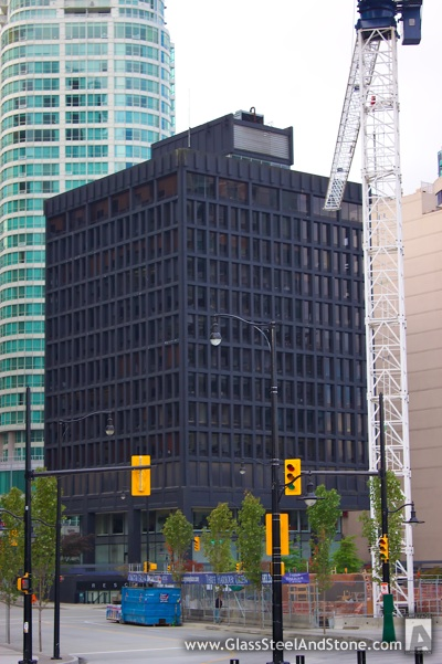 Coopers and Lybrand Building in Vancouver, British Columbia