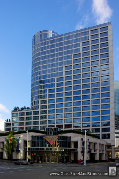 Photograph of The Fairmont Waterfront Hotel