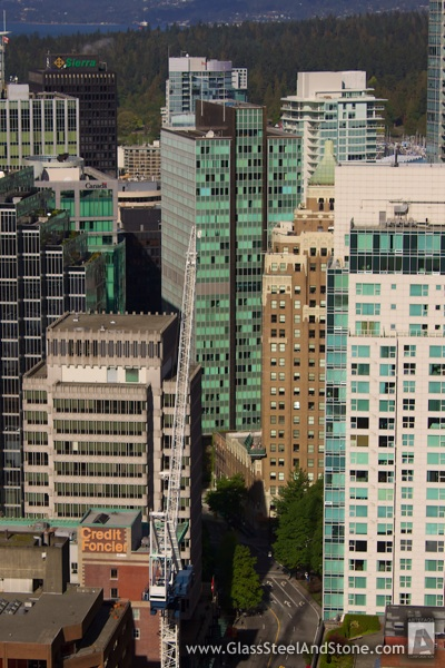 Stock photo of The Guinness Tower, Vancouver