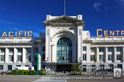 Photo of Pacific Central Station