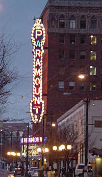 Paramount Theater, The in Seattle, Washington