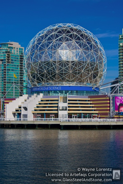 Science World British Columbia: 1455 Quebec Street ...