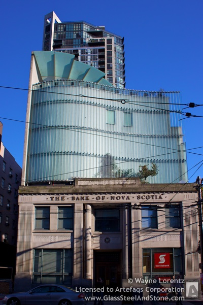 The Scotiabank Dance Centre in Vancouver, British Columbia