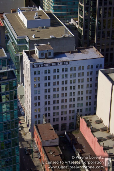 The Seymour Building in Vancouver, British Columbia