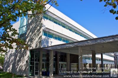 Photo of University of British Columbia Aquatic Ecosystems Research Laboratory in Vancouver, British Columbia