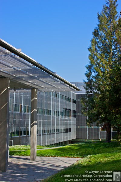 Photo of University of British Columbia Beaty Biodiversity Centre