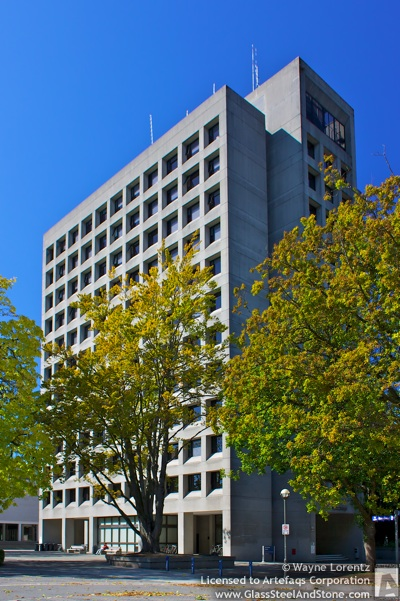 Photo of University of British Columbia Buchannan Tower