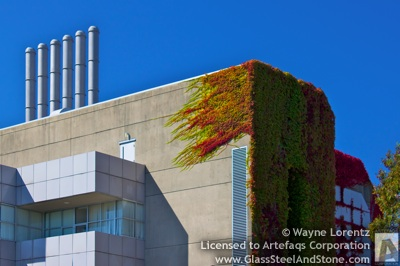 Photo of University of British Columbia Chemistry Physics Building