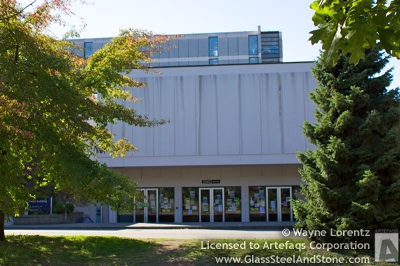 Photo of University of British Columbia - Hebb Building