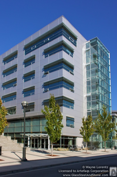 Photo of University of British Columbia - Institute for Computing Information and Cognitive Systems Computer Science Building