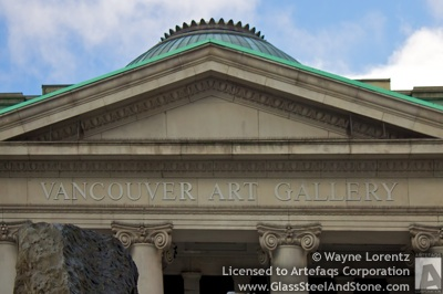 Photo of Vancouver Art Galley