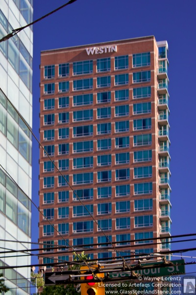 Photograph of The Westin Grand Vancouver