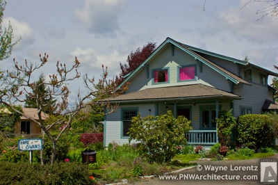 Swan House in Forks, Washington