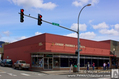 Chinook Pharmacy in Forks, Washington