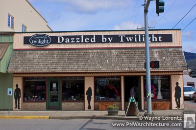 Dazzled by Twilight in Forks, Washington