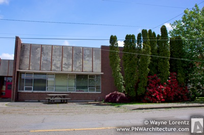Forks High School in Forks, Washington
