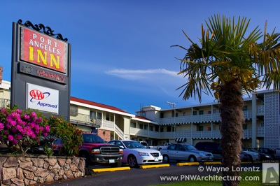 Port Angeles Inn in Port Angeles, Washington