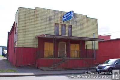 Photo of The Olympic Theatre in Forks, Washington
