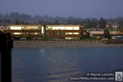 Waterfront Park Office Building in Edmonds, Washington