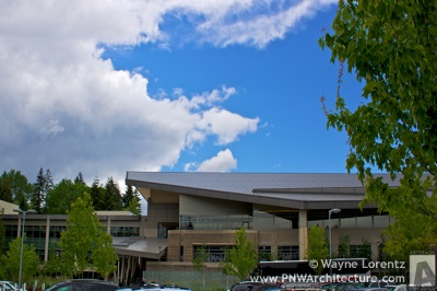 Microsoft Building 92 in Redmond, Washington