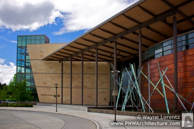 City Hall in Redmond, Washington