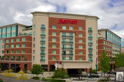 Photograph of The Redmond Marriott Town Center