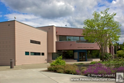 Redmond Public Safety Building in Redmond, Washington
