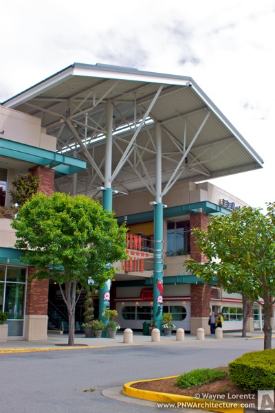 Redmond Town Center in Redmond, Washington