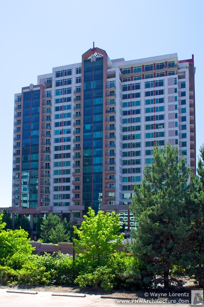 Bellevue Pacific Tower in Bellevue, Washington