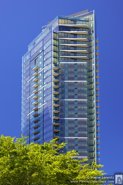 Photograph of Bellevue Towers
