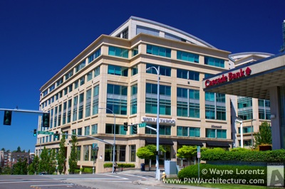 Civica Office Commons in Bellevue, Washington