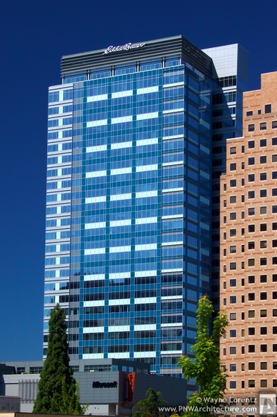 The Eddie Bauer Building in Bellevue, Washington