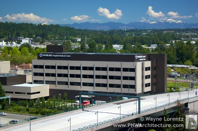 Overlake Hospital Medical Center - South Tower in Bellevue, Washington