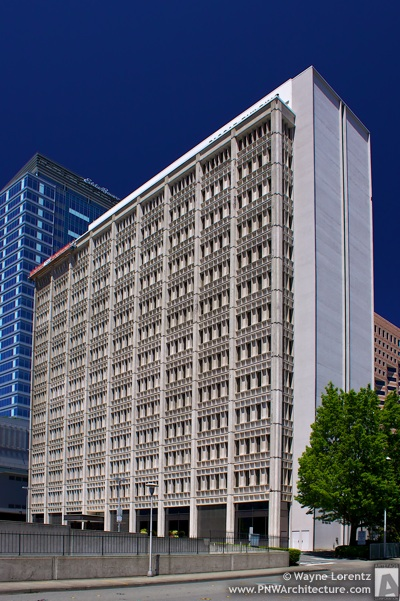 The Paccar Building in Bellevue, Washington