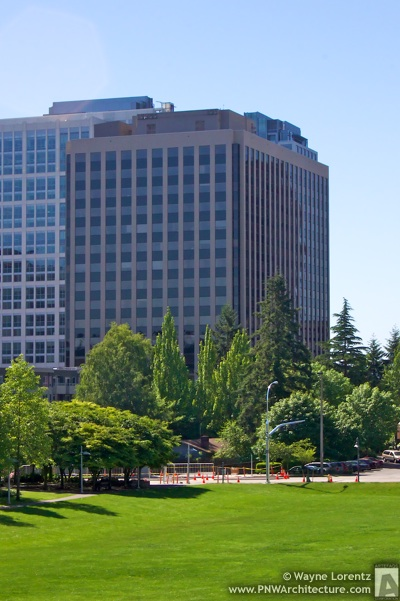 The Plaza Center in Bellevue, Washington