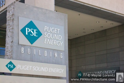 Photo of Puget Sound Energy Building
