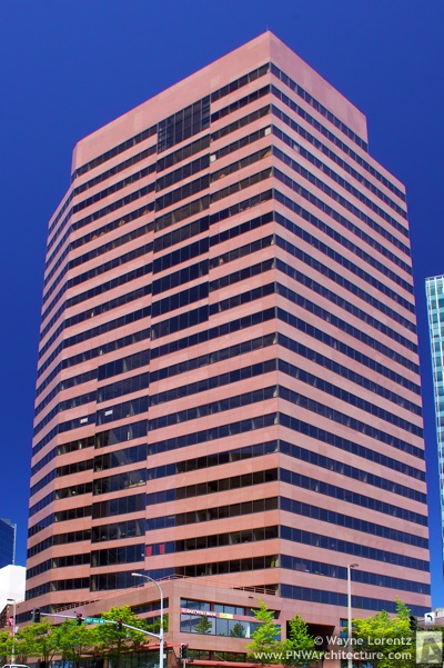 The Skyline Tower in Bellevue, Washington