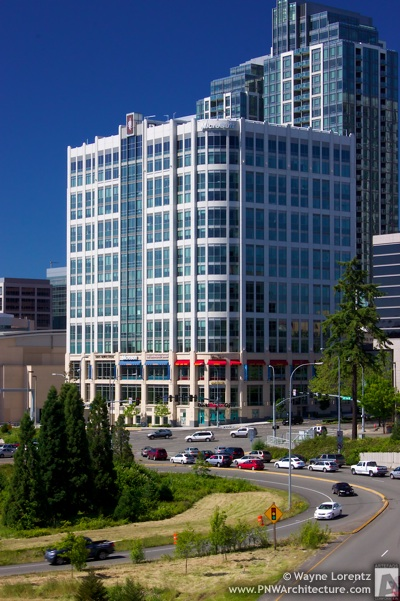 The Bravern Office Commons Tower One in Bellevue, Washington