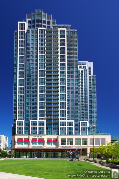 The Bravern Residences South Tower in Bellevue, Washington