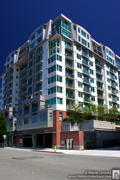 The Palazzo in Bellevue, Washington